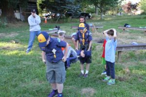 Cub Scout FIrst Aid 3