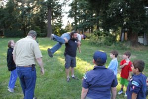 Cub Scout First Aid 5