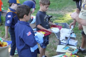 Cub Scout First aid 1