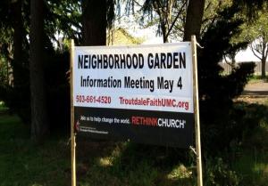 Neighborhood Garden
